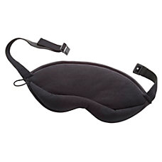Lewis N Clark Eye Mask Gray