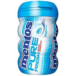 Mentos Pure Fresh Mint Gum Bottles