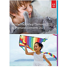 Adobe Photoshop Elements 2020 Premiere Elements