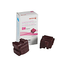 Xerox ColorQube Magenta Ink Sticks XER108R00927