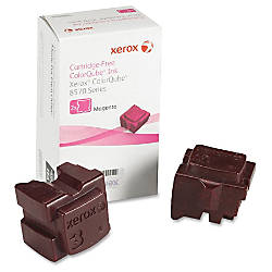 Xerox ColorQube Magenta Ink Sticks XER108R00927