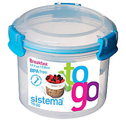Sistema Breakfast To Go 22 Cups