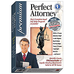 Perfect attorneyb deluxe traditional disc by office depot officemax description this extensive legal self help solutioingenieria Image collections