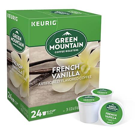 Green Mountain French Vanilla - Office