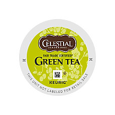 Celestial Seasonings Green Tea K Cup