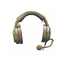 Telex HR 1PT Single Sided Headset