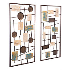 Zuo Modern Abstract Wall D cor