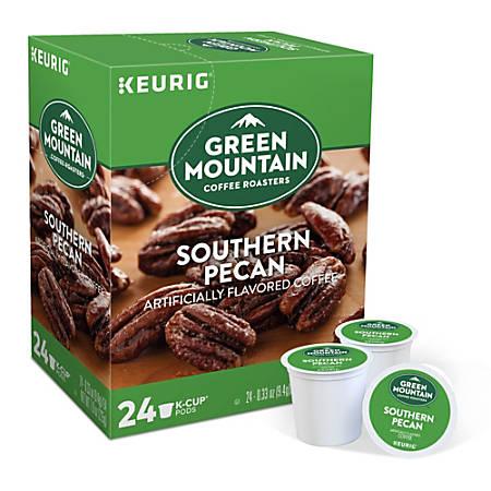 Green Mountain Coffee® Southern Pecan Coffee Single-Serve K-Cup®, Carton Of 24