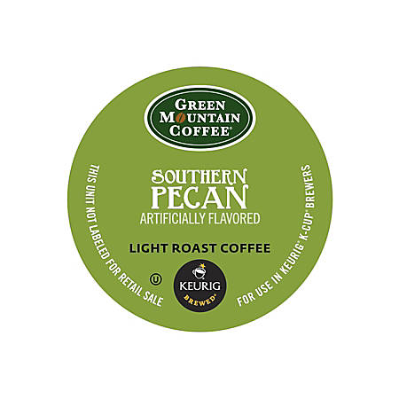 Green Mountain Coffee® Southern Pecan Coffee K-Cup® Pods, Box Of 24 Pods