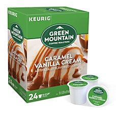 Green Mountain Coffee Caramel Vanilla Cream