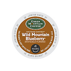 Green Mountain Coffee Fair Trade Wild