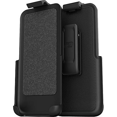 """LifeProof Fre Carrying Case (Holster) Apple iPhone 7, iPhone 8 Smartphone - Black - Scratch Proof, Impact Resistant - Rubber Grip, MicroFiber Interior - Belt Clip - 6.1"""" Height x 3.3"""" Width x 1.5"""" Depth"""