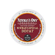 Newmans Own Organics Special Blend Decaffeinated