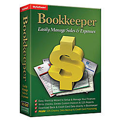 Bookkeeper Traditional Disc