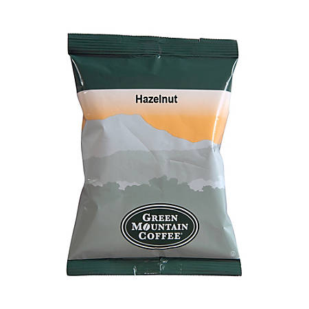 Green Mountain Coffee® Hazelnut Coffee, 2.2 Oz., Box Of 50