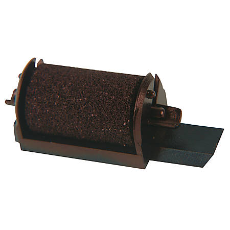 Porelon 40P-2 Purple Replacement Cash Register Ink Rolls, Pack Of 2