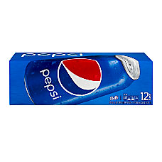Pepsi 12 Oz Pack Of 12
