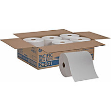 Pacific Blue Basic Recycled Paper Towel