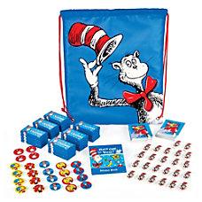 Amscan Dr Seuss Cinch Bag Accessory