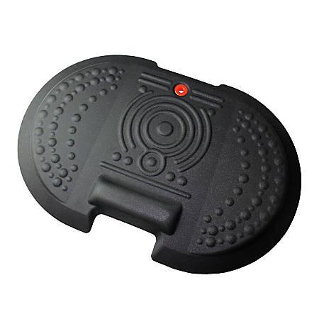 """AFS-TEX System 4000 Antifatigue Floor Mat, 30"""" x 20"""", Black"""