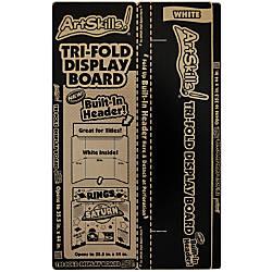 ArtSkills Tri Fold Boards 35 12