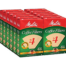 Melitta Coffee Filters Cone No 4