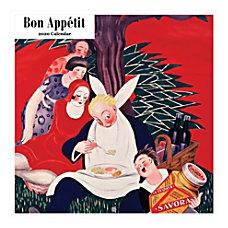 Retrospect Bon App tit Monthly Wall