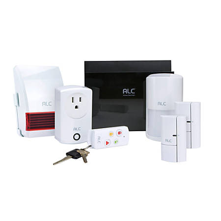 ALC Connect Plus Home-Security System, AHS616