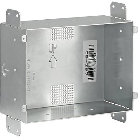 AMX CB-TP7 Mounting Box for Touchscreen Monitor