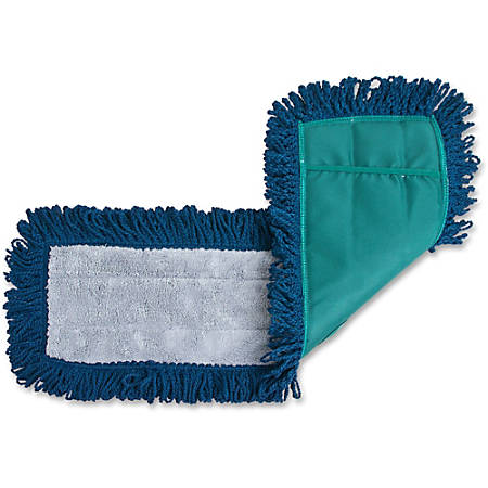 Genuine Joe Microfiber Dust Mop, 24""