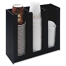 Vertiflex Cup And Lid Holder Organizer