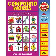 Barker Creek Grammar Activity Book Compound