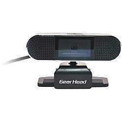 Gear Head WC8500HD Webcam 2 Megapixel