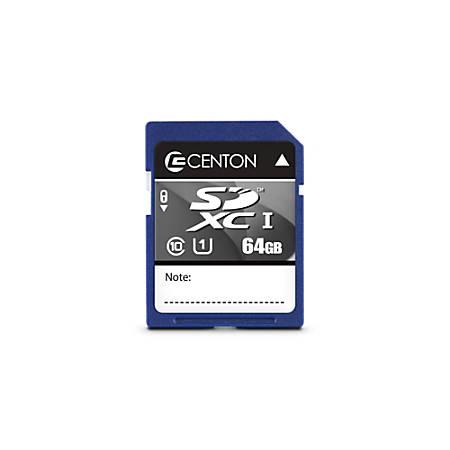 Centon 64 GB UHS-I SDXC - UHS-I - 1 Card
