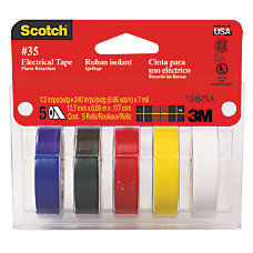 Scotch Professional Quality Electrical Tape 05