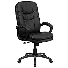 Flash Furniture LeatherSoft High Back Swivel