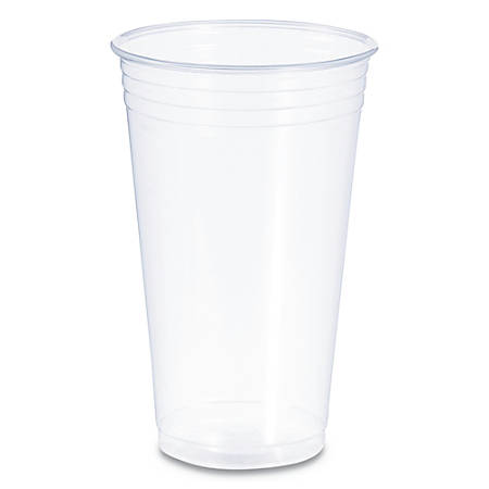 Dart® Conex® Cold Cups, 24 Oz, Clear, Pack Of 600 Cups