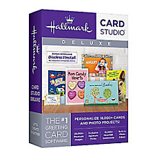 Hallmark Card Studio Deluxe 2018 Download