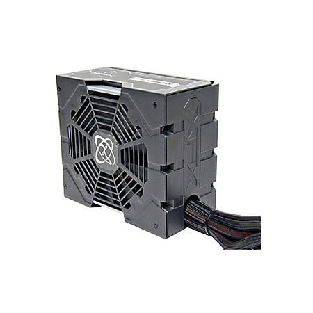 XFX Pro P1-850S-NLB9 ATX12V & EPS12V Power Supply - Internal - Active PFC - 1 +12V Rails - 1 Fan(s) - ATI CrossFire Supported - NVIDIA SLI Supported - 85% Efficiency