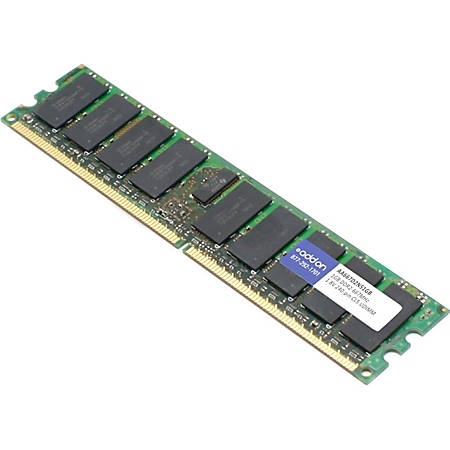 ACP-EP DDR2 Memory Upgrade For Desktop Computers, 1.0GB, 667MHz/PC2-5300, 240-Pin DIMM