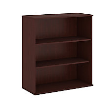 Bush Business Furniture 3 Shelf Bookcase