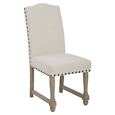 Ave Six Kingman Dining Chair LinenLight