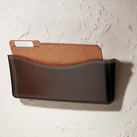 Office Depot® Brand Unbreakable Legal-Size Single Wall File, Black