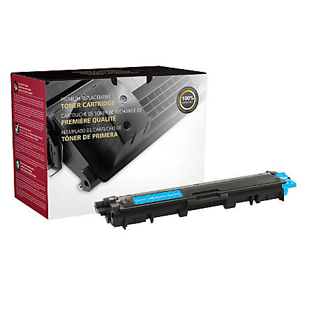 Clover Imaging Group Remanufactured Toner Cartridge, 200729P, (Brother® TN221C), Cyan