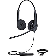 Jabra BIZ 1500 Headset Stereo USB
