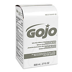 GOJO Floral Ultra Mild Antimicrobial Lotion