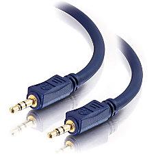 C2G 100ft Velocity 35mm MM Stereo