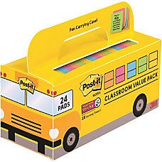 Post it Notes Super Sticky Classroom