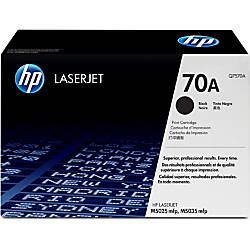 HP 70A Black Original Toner Cartridge