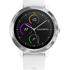 Garmin vivoactive 3 GPS Watch White